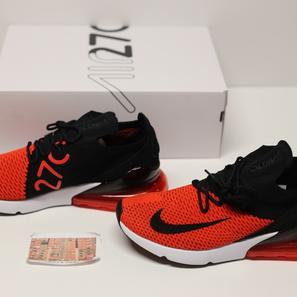 "the best attitude 44bf7 4d93f NIKE AIR MAX 270 ""BRED"" NEW IN BOX 27c"